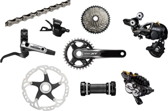 mixed-groupset