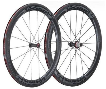 Vision Metron 55 Carbon Clincher Wheelset