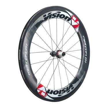 Vision Metron 81 Carbon Clincher Wheel