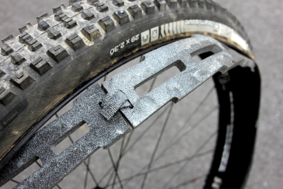 Toby Greenwood_Huck Norris Tyre Insert Review