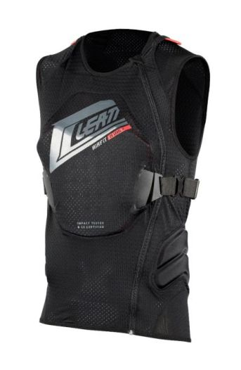 The vest is perfect for lighter trail riding,
